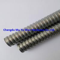 Buy cheap Manufacturer and supplier of 16mm non-jacketed flexible galvanized steel corrugated conduit product