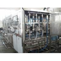 China Automatic Crown Cap Beverage Filling Machine Juice Bottling Equipment on sale