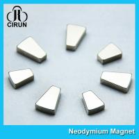 China Custom Trapezoid Industrial Neodymium Magnets N35 N38 N42 N48 N50 N52 Grade on sale