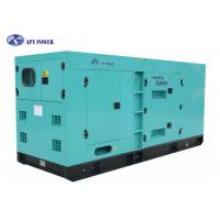 Buy cheap Heavy Duty 180 kVA Cummins Quiet Diesel Generator For Continuous Power Generation product