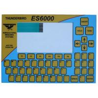 Buy cheap Embossed Plastic Key Dome Translucent Colorful Window Tactile Membrane Keypad product