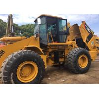 China CAT 950H Used Wheel Loaders / Caterpillar 950 Payloader 3m3 Bucket Capacity on sale
