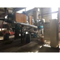 Buy cheap Wood waste palm shell charcoal making machine sludge carbonization reactor Horizontal Furnace 3t/h product