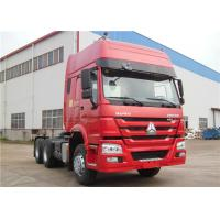 Buy cheap SINOTRUK HOWO 10 Wheeler Tractor Head 6x4 420HP 371HP Heavy Duty Prime Mover product