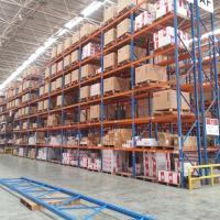 Buy cheap Warehouse Heavy Duty Steel Racking Selective Pallet Rack Storage Systems product