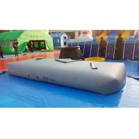 Buy cheap PVC Collapsible Flexible Water Tank / Water Storage Bladder Many Shapes product