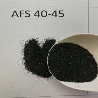 Buy cheap Foundry Chromite Sand for moulding 46% Cr2O3 Foundry Chromite Sand for moulding product