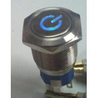 Buy cheap Metal Push Switch, Momentary Pushbutton, Lighted Push Button Switches product