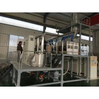 Buy cheap High Performance WPC Profile Machine With T- Type Mould CE Certification product