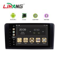 Buy cheap Bluetooth Enabled Mercedes Benz Car DVD Player , Front Camrea Benz Navigation DVD Player product