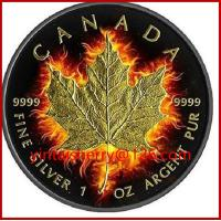 Buy cheap metal crafts art coin Canada coin with 3d effect product