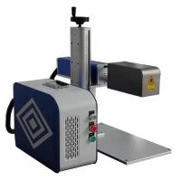 Buy cheap Handheld 3d Laser Marking Machine Small Volume No Consumables 30 Watts product