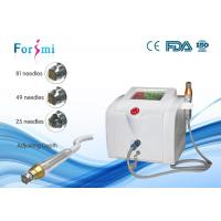 Buy cheap Hot sale high frequency auto micro needle therapy system acne removal machine product