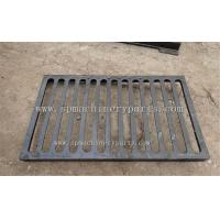 China Wholesale High Quality  En124 C250  Ductile Cast Catch Basin Frames & Grates make in china on sale