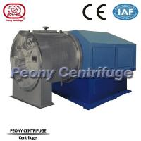 Buy cheap Continuous Two Stage Pusher Salt Centrifuge With CE Certificate from Wholesalers