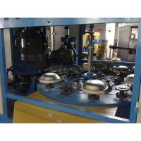 Buy cheap Aluminum Round Parts Metal Polishing Machine With High Efficiency product