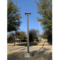 Buy cheap IP65 Waterproof Led Outside Pole Lights , Yard Lamp Post Lights 5000K 13000 Lumen UL Listed product