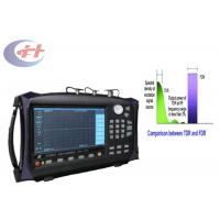1MHz~4GHz Frequency  AV3680A Cable and Antenna Analyzer High Speed