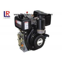 Buy cheap Single Cylinder Industrial Diesel Engines Anticlockwise Recoil / Electric Starter product