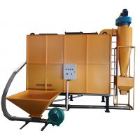 Buy cheap Automatic Feeding 500,000 KCalorie Biomass Furnace Supplier From China product