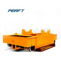 Buy cheap Industry Heavy Duty Steel Ladle Handling Equipment 25 Ton Easy Operated product