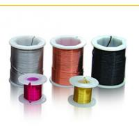 Buy cheap Black Annealed enameled iron wire Beautiful appearance, bright color and good corrosion resistance  product