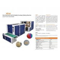 Buy cheap A model FULLY AUTOMATIC KRAFT AIR BUBBLE ENVELOPE MAKING MACHINE product