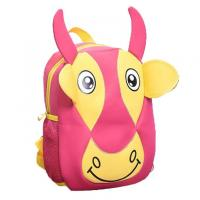 China Water Resistant Nylon Primary School Bag Quality Kids Backpacks Variety Colors on sale