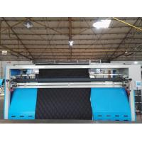 Buy cheap Commercial Quilting Fabric Cutter Machine , Industrial Mattress Cutting Machine product