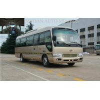Buy cheap New design Africa expo coaster bus MD6758 cummins engine passenger coach vehicle product