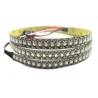 Buy cheap Decorative Digital LED Strip Lights , Programmable RGB LED Strip Lighting 144led/M product