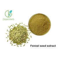 Buy cheap High Pure Natural Plant Extract Powder Fennel Seed Extract Powder product