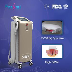 5Mhz Elight ipl shr opt hair removal machine best ipl hair removal system