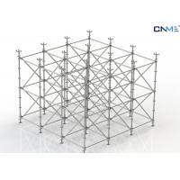 Buy cheap High Loads Shoring Scaffolding Systems Ringlock Scaffolding System Hot Galvanized from Wholesalers