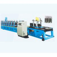 Buy cheap Purlin Cable Tray Making Machine Furring Sheet Making Machine from wholesalers