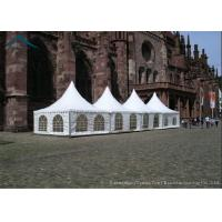 5m * 5m Outdoor Event Tents For Business Activities ,  Pagoda Tents