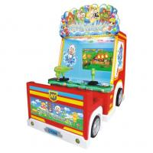 Buy cheap 2 Player FEC Games Water Gun Shooting Arcade Popular Kids Games Machine product