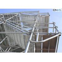 Buy cheap Fast / Easy Assembly 48 Ring Lock System Scaffolding For Providing Safe Working Area from Wholesalers