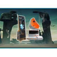 360 Degree View Virtual Reality Egg Chair Single Seat For Experience Amusement