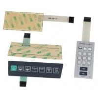 Buy cheap Waterproof Flexible Metal Dome Membrane Switch For Medical Equipment product