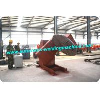 Buy cheap Head And Tail Stock Lifting Pipe Welding Positioner of Automatic Type made in China product