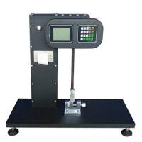 Buy cheap Intelligent Plastic Testing Equipment , Digital Charpy Izod Impact Test Machine product