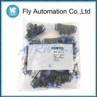 Buy cheap Festo Push-in fittings QST-V0-12 160536 Weld spatter resistant from wholesalers