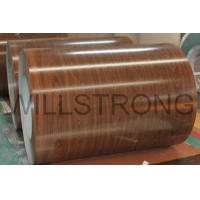 Buy cheap Customized AA1100 Color Coated Aluminum Coil 0.06 ~ 1MM Thick Sound Insulation product