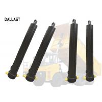 Buy cheap Hydraulic Oil Cylinder , Single Acting 4 Stage Telescopic Cylinder ISO9001 Certification product