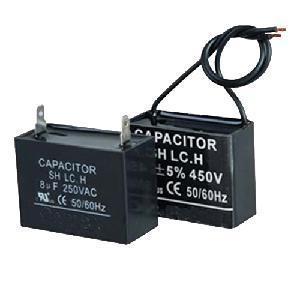 Buy cheap Box Type Run Capacitor (CBB-61) product