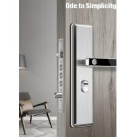 Buy cheap Anti Theft Semiconductor Fingerprint Door Lock Stainless Steel Material Made product