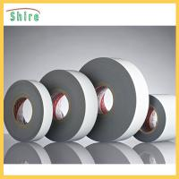 Buy cheap PE Adhesive Protective Film Roll Clear PE Adhesive Protection Tape Roll product