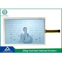 Buy cheap Single 4 Wire Touch Panel Resistive 8.5 Inch , ITO Glass Touch Panel product