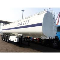 Buy cheap what is the price of 4 axles portable fuel tanks on trailers product